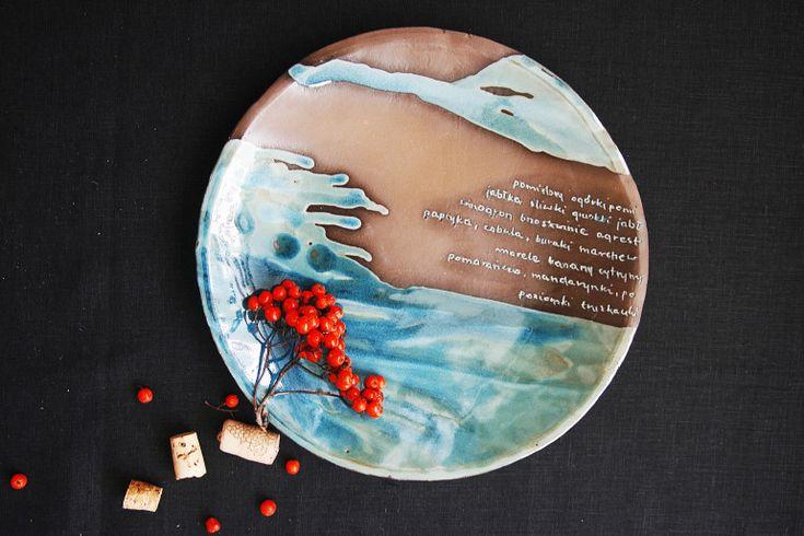 Ceramika - turkus