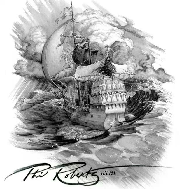 pirate skull tattoo - Google Search