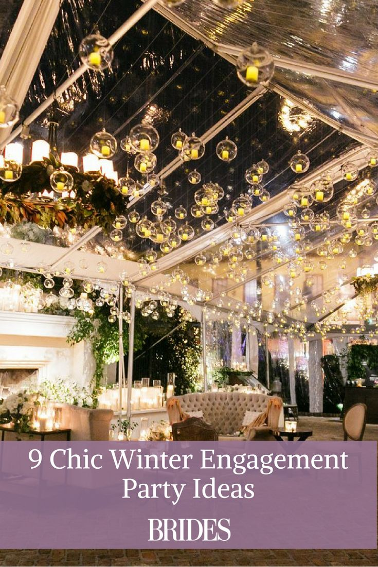 Small Of Engagement Party Ideas