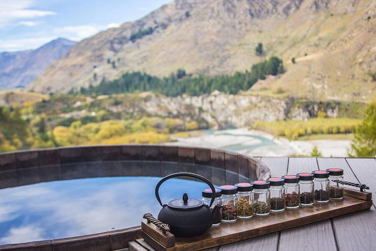 Onsen Hot Pools – Gallery – Relaxation Queenstown