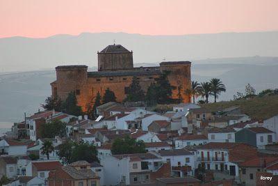 Ilorey Torneados  artesanales en madera: Selección de fotos del  castillo de Canena