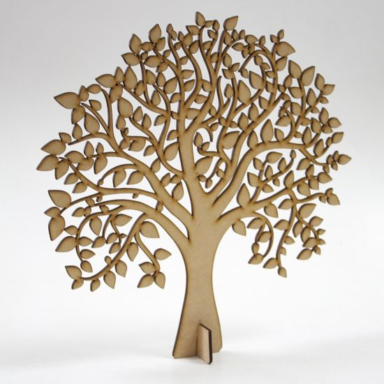 """This leafy tree is perfect for any interior decor range.   The design was tested on 3mm material and measures 308 x 300mm when assembled.  Please email us for any assistance in resizing the design.  for more on  <a href=""""http://shop-msl.com/View/Index.php?pge=1&cat=204,227 """" style=""""text-decoration:underline""""> TREES</a>"""