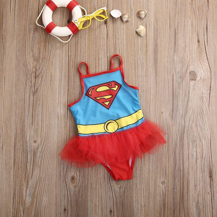 $4.32 (Buy here: https://alitems.com/g/1e8d114494ebda23ff8b16525dc3e8/?i=5&ulp=https%3A%2F%2Fwww.aliexpress.com%2Fitem%2F2016-New-Hot-Kids-Superman-Summer-Sleeveless-Swim-Bathing-Suit-Girls-Tutu-Skirts-Swimsuit-One-piecs%2F32784877378.html ) 2016 New Hot Kids Superman Summer Sleeveless Swim Bathing Suit Girls Tutu Skirts Swimsuit One-piecs Swimwear for just $4.32