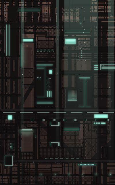 Image result for pixel art wallpaper | Pixel city, Pixel