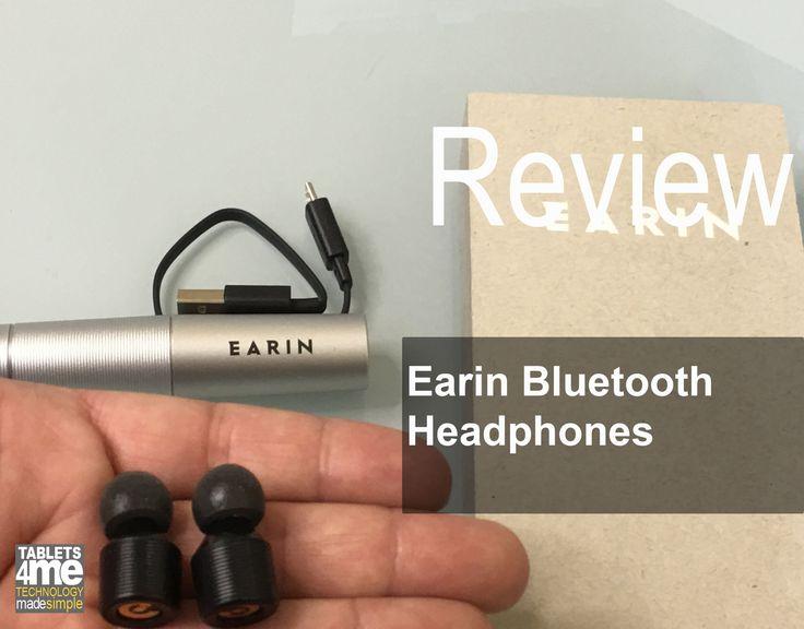 Earin Bluetooth Wireless Headphones Review