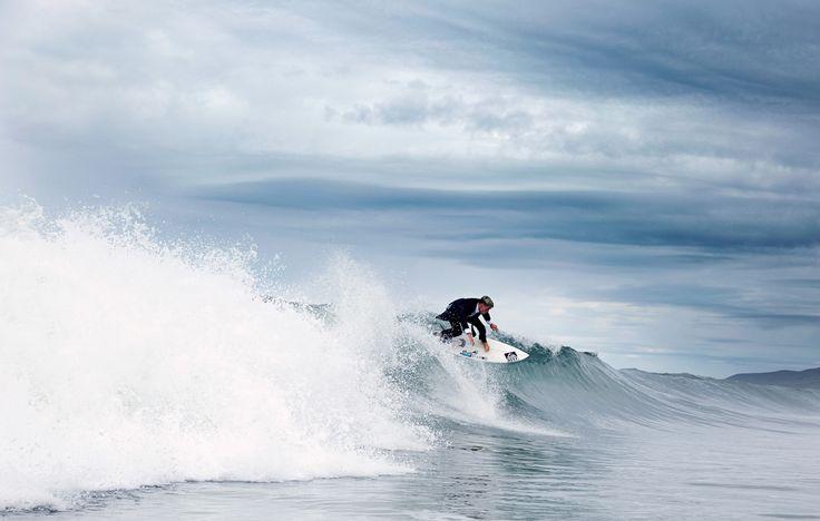 Surf in Tux by Steven Lippman #fashion #tuxedo #water #wet waves