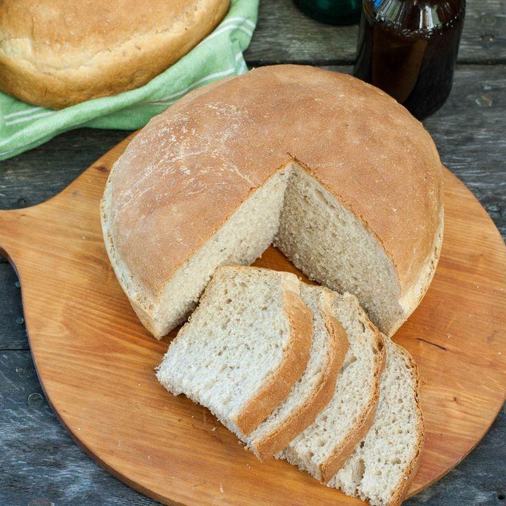 Med öl i brödet får du en söt, maltig smak och bröd som håller länge.