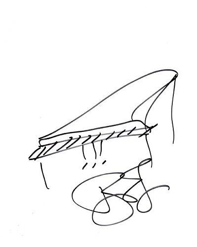 Ben Folds autograph