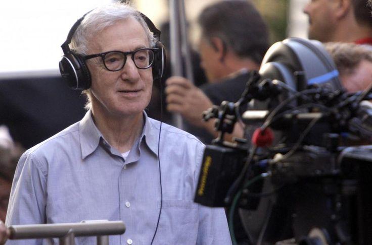 woody allen home | Woody Allen Films 'The Bop Decameron' in Rome [PHOTOS]