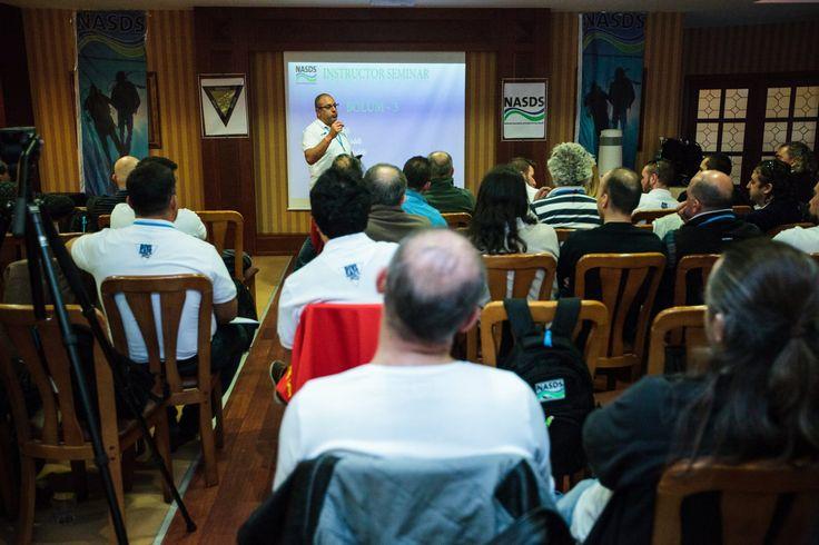 NASDS Eğitmen Semineri 2015 #NASDS #NASDSTurkey #Sualtı #Dalış #Scuba #TüplüDalış #KapalıDevre #rebreather #BarışGüntekin