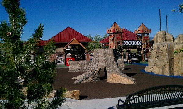 7 Amazing Parks in Colorado  1.) Westminster Center Park (Westminster)