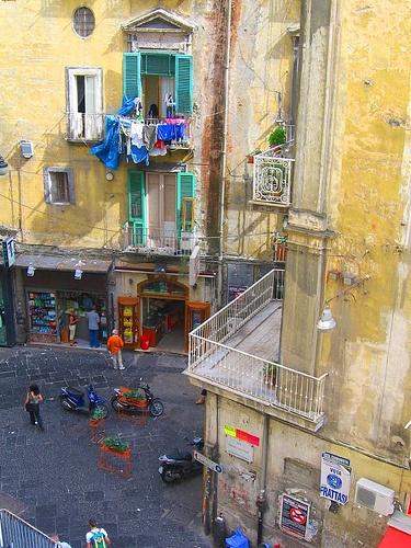 Napoli Colorata, Italy