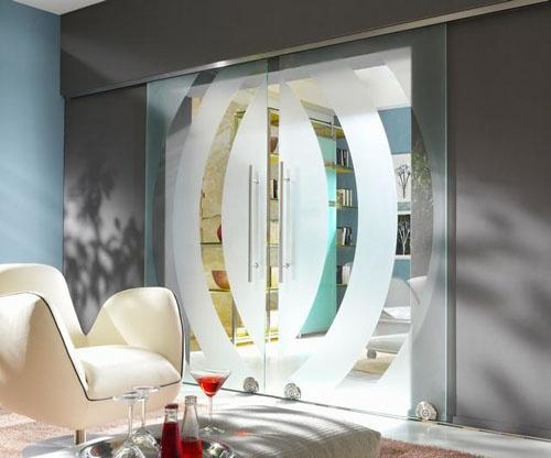 Double Sliding Glass House Door Walls Pinterest