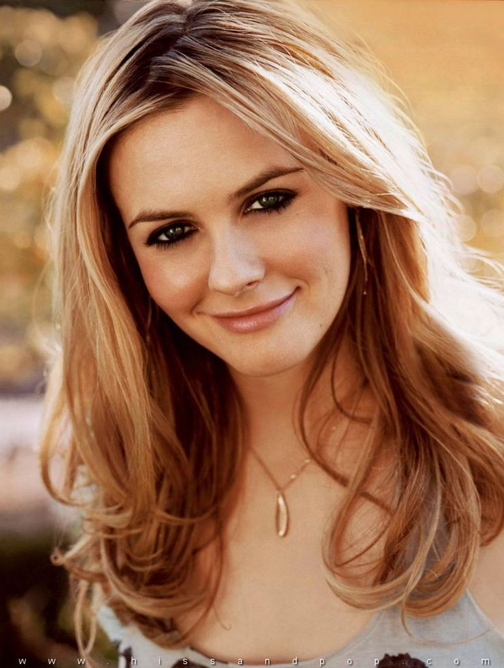Alicia Silverstone. She has always been a favorite actress. Best hair. And an animal lover.