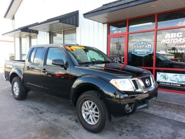 2015 Nissan Frontier for sale by ABC Motors, Used Car, Truck and SUV dealer in the Buffalo, MO area