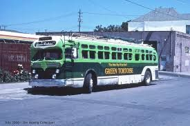 The green tortoise bus that goes east to west coast across all the national parks. Behind the driver are two sofa like seats for several people opposite each other. Behind that are two railway like tables each with 4 seats so people could play cards and behind that were rows of mattresses where everyone sprawled out. At night the bus could convert to (sardine like) sleeping conditions with a few bunk beds though most nights slept under the stars in some of the most magical national parks on…