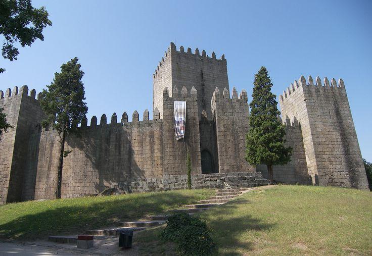 Resultado de imagen de castelo guimaraes