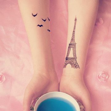 I would make the eiffel tower much smaller. But I love it, it would represent my love for Paris.
