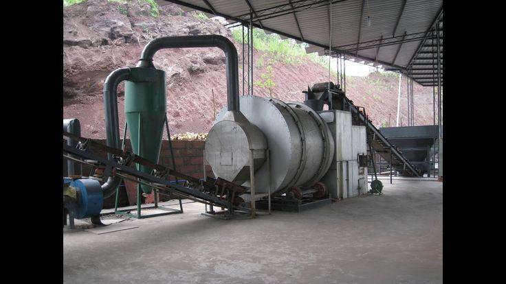 20TPH Triple Cylinder Sand Dryer, Three Cylinder Rotary Sand Dryer