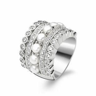 Ti Sento Ring - Ti Sento Milano Ring 1894PW | Juwelier Keuvelaar