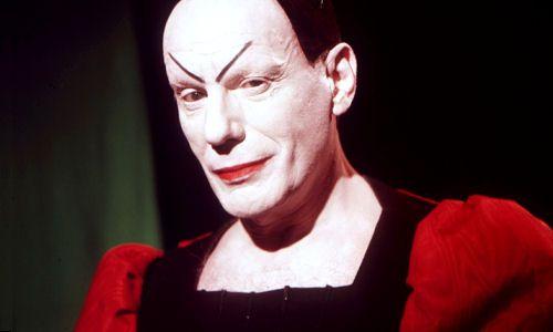 """Mephisto (Gustav Gründgens) from """"Faust"""""""
