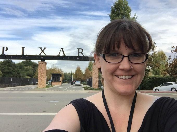 pixar studios tour