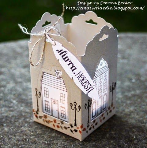 Creativelädle: Geburtstagsgeschenk für ..