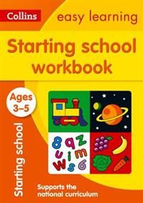 An engaging Starting School book to really prepare your child for their important first day. Including lots of fun activities, this book provides reassurance whilst helping children develop their skills for starting school and during reception year. Combining useful information with engaging, colourful illustrations, this Starting School workbook helps to boost your child's confidence and get them ready for starting school. Included in this book: * questions that allow children to practise…