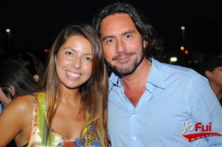 YoFui.com: Aline Blanc, Patricio Arias en Concierto  de Alejandro Sanz, Movistar Arena, Santiago (Chile)