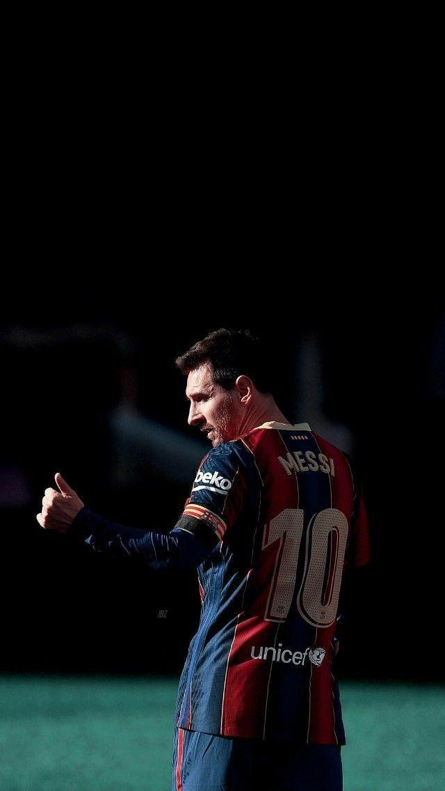 Barcelona Di 2021 Messi Lionel Messi Pemain Sepak Bola Cool messi wallpapers 2021