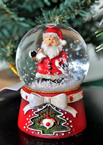 Gisela Graham Christmas Red Santa Father Christmas Mini Snow Dome Snow Globe 6cm Gisela Graham http://www.amazon.co.uk/dp/B00NJQ1T8Y/ref=cm_sw_r_pi_dp_IhNowb0R57H5K