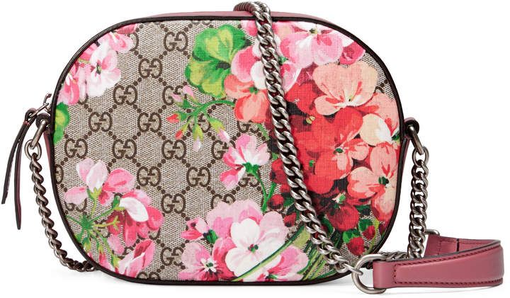 0b1be12dde4 Blooms GG Supreme mini chain bag  Gucci  purse  ShopStyle  MyShopStyle  click link