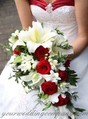 piros menyasszonyi csokor - Google keresés