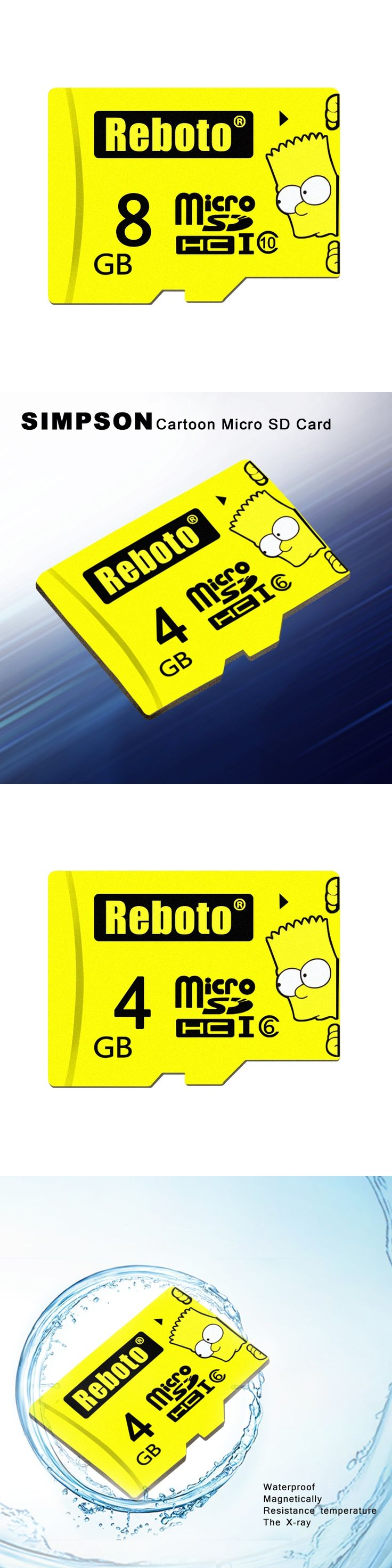 New Micro SD Card 4G 8GB mini sd card 4g 8gb Class 6 Memory Card Flash TF card for cell Phones Tablet High Speed micro sd 4gb