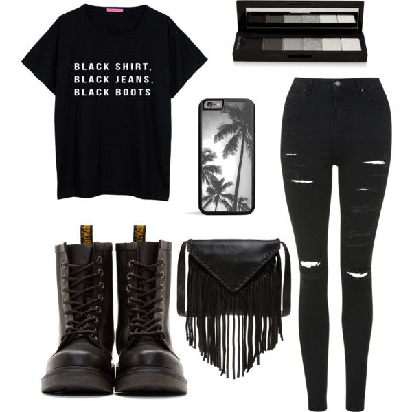 black -> hot