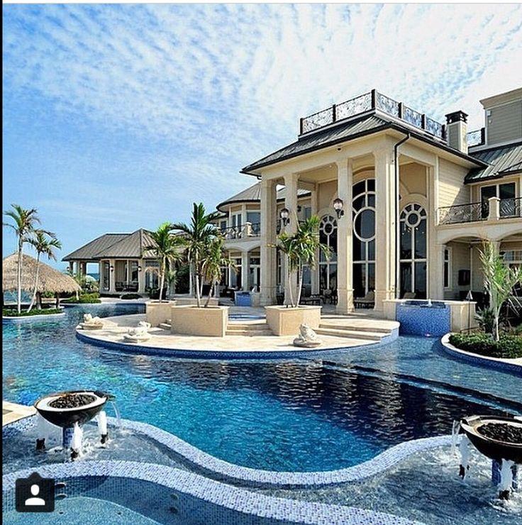 15 Utterly Luxurious Mediterranean Mansion Exterior: 207 Best Images About Exterior Design &decorations