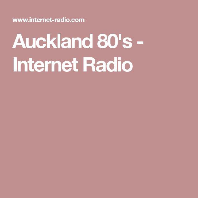 Auckland 80's - Internet Radio