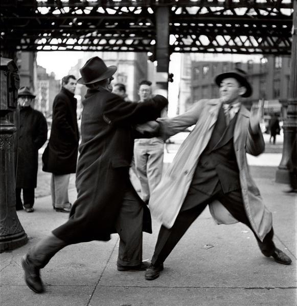 New York City, 1950. © Elliott Erwitt / Magnum Photos