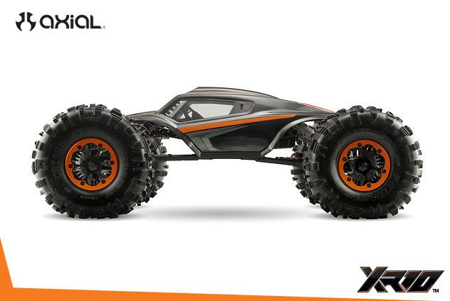 AXIAL XR10 COMPETITION ROCK CRAWLER