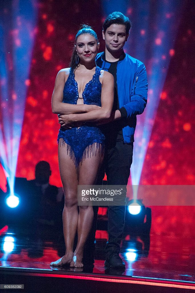 Jenna Johnson and Jake T. Austin - The first elimination of the season will take place on 'Dancing with the Stars: The Results,' live, TUESDAY, SEPTEMBER 20 (8:00-10:01 p.m. EDT), on the ABC Television Network.