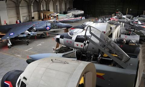 All are welcome to our museum of test flight UK.