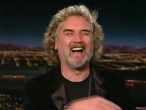 Absolutely fabulous, laugh guaranteed... ▶ Billy Connolly Tells Just About the Funniest Story Ever - YouTube 1998 late late show