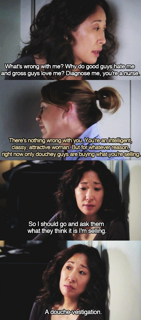 YANG & RECREATION | Sandra Oh News.