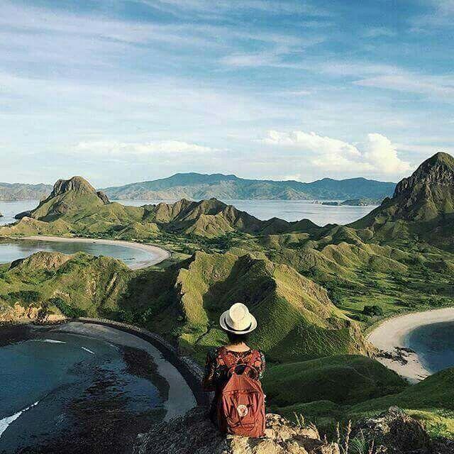 Padar Island, Flores.