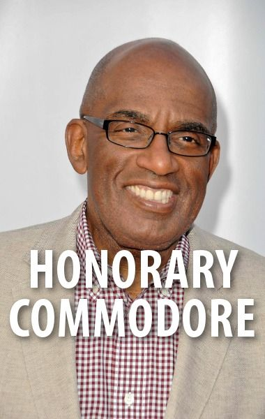 Al Roker received a special award from the U.S. Coast Guard on the Today Show. http://www.recapo.com/today-show/today-show-news/today-show-al-roker-honorary-commodore-award-coast-guard-auxilary/
