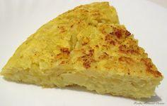 Recetas Monsieur Cuisine: Tortilla de Patata con Cebolla
