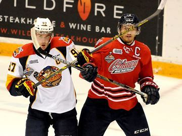 Newmarket's Connor McDavid's 4-point night not enough as Oshawa Generals take 3-1 series lead over Erie Otters