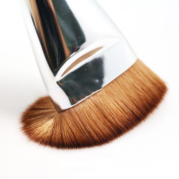 1 Pc plana contorno Bronzer destaque escova portátil cosméticos pincéis de maquiagem ferramenta para maquiagem alishoppbrasil