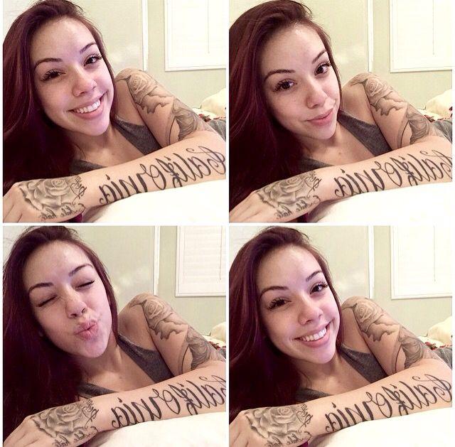 Her Tattoos Salice Rose Body Art