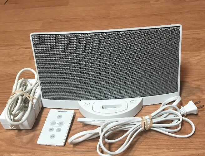 Bose SoundDock Digital Music System With Remote White #Bose